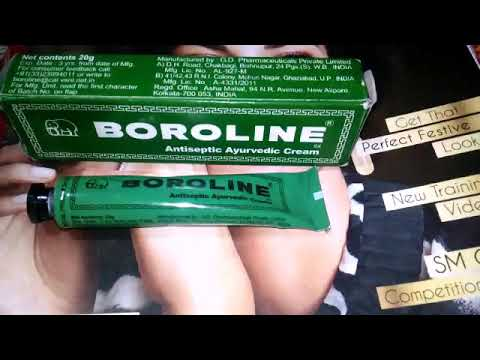 Best honest review on Antiseptic Ayurvedic Cream BOROLINE/AFFORDABLE