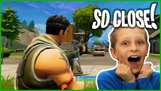 Download OMG so close to VICTORY! New Map Update in Fortnite... Video