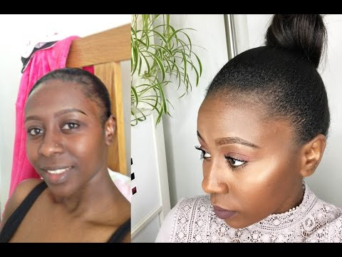 How I grew back my edges fast| and maintain my thick hairline|Simple method| All products under £10|