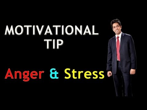Motivational Tips on Anger and Stress Management in Hindi