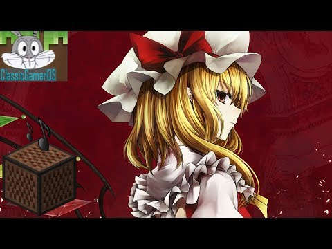 Touhou 6: Scarlet Beyond A Crimson Dream Minecraft Note Block Song (Title Screen Theme) No.1