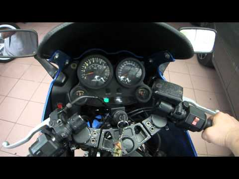 My Ninja600 gasket blown