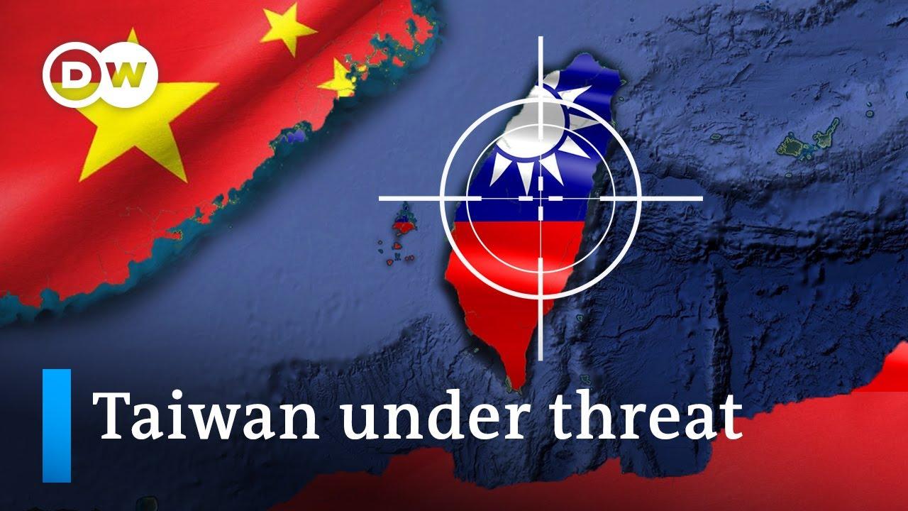 Taiwan: China's next target? | DW Analysis