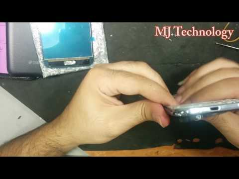 Samsung J2 Screen Replacement And Disassembly