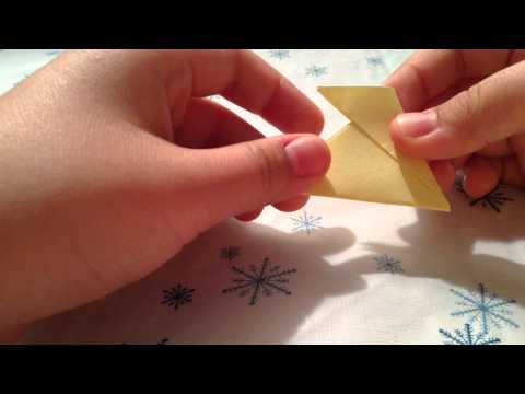 How to Make an Easy Fun Origami Swan!!