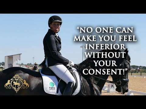 No One Can Make You Feel Inferior Without Your Consent - Monday Motivation Ep122