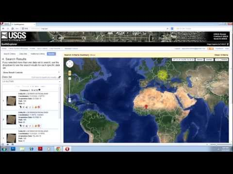 Download Satellite Images and DEM for Free