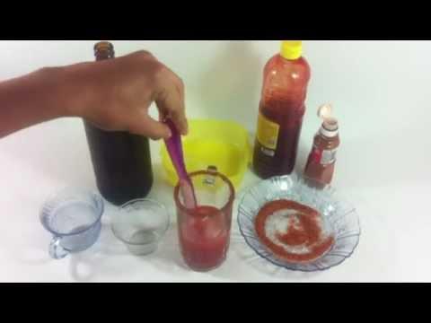 Cómo hacer chamochela - Bebida mexicana