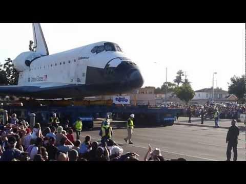 Space Shuttle Endeavor adventures on Crenshaw 2/3