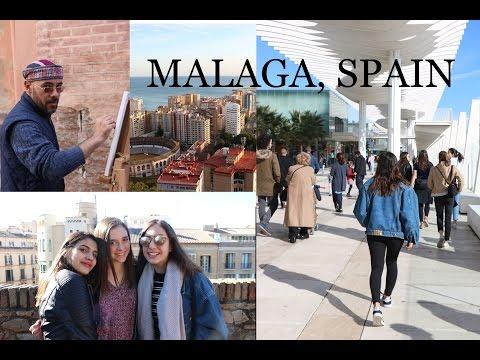 Travel Diary: Malaga, Spain!!