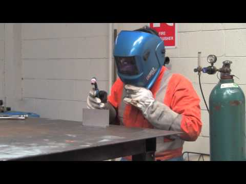 How to T-Joint Weld