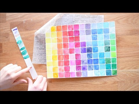 Huge Watercolor Q & A~ All Your Questions Answered!