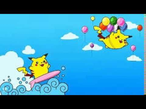 Free Shiny Pokemon Gts Giveaway #4 Flying/Surfing Pikachu (Read Description)