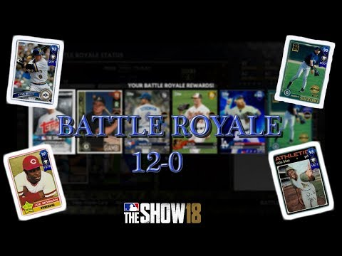 *NEW ROSTER UPDATE is OUT  | BR 12-0 | MLB THE SHOW 18 Diamond Dynasty
