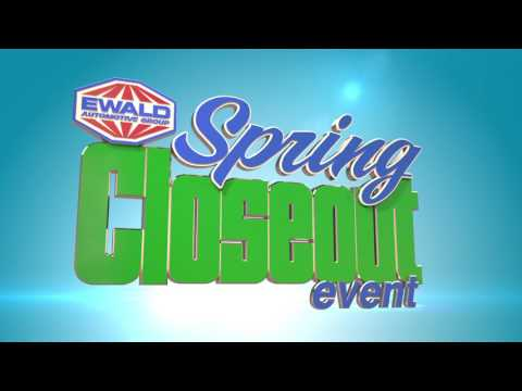 Ford Spring Clearance Event 2017