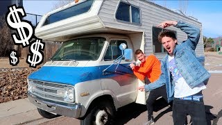 BUYING OUR FIRST RV???