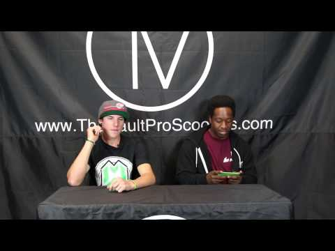 The Vault Pro Scooters Jeremy Malott Interview!