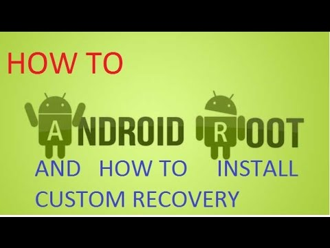 2016[Easy&Non-Risky] How to Root Any Android Device | How to Install Recovery using Fastboot mode