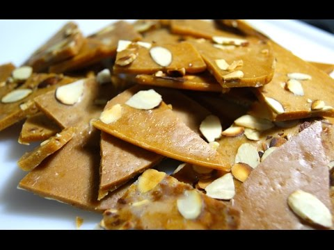 Easy way to make Christmas Toffee without Candy Thermometer