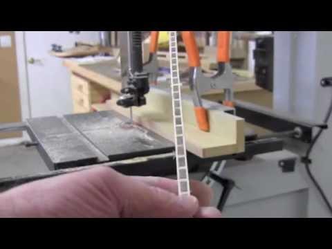 Wood Inlay Banding Made Easy