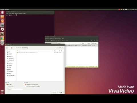 How to open android studio on linux
