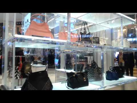 Coach and Longchamp Boutiques at Macy's Herald Square