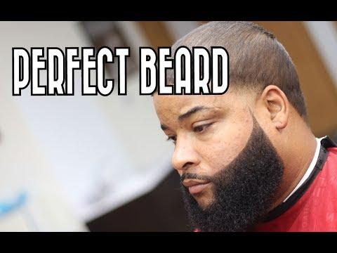 Perfect Beard Trim Line Up Tutorial | Beard Guyz | How To