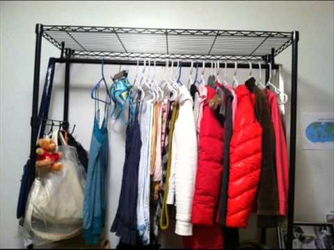 Alera Wire Shelving Garment Rack Black; wire shelving with wheels