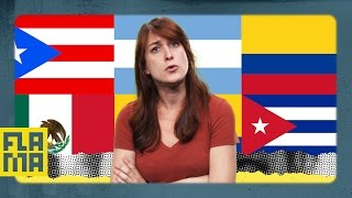 Types Of Spanish Accents Joanna Rants