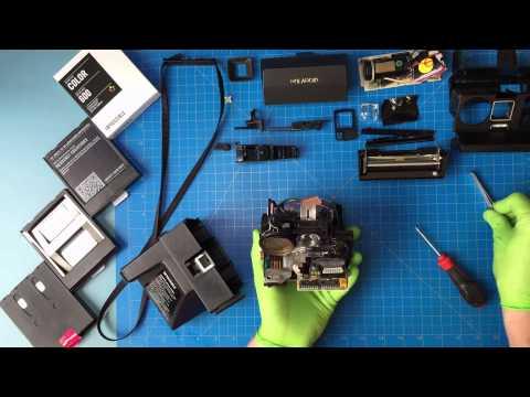 Polaroid 600 Repair