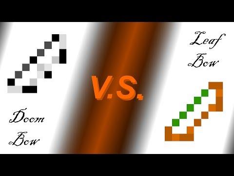 RotMG - Doom Bow vs. Leaf Bow
