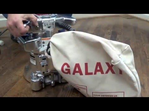 Galaxy Floor Sanding Machines: Elite Edger