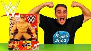 John Cena 3 Count Crushers Action Figure! || Toy Reviews || Konas2002