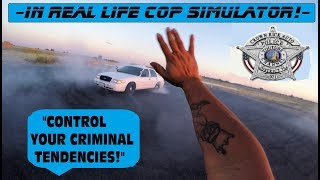In Real Life Cop Simulator Crown Rick Auto Work Vlog