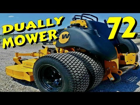 Wright Stander ZK 72 Dual Wheel, 3 Reasons Why I Bought This Mower