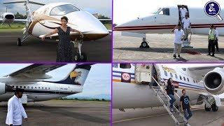 Tajir Melintir! 10 Orang Indonesia Yang Memiliki Pesawat Jet Pribadi