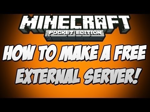 MCPE | HOW TO CREAT YOUR OWN SERVER!! | 0.9.0 0.10.0 & 0.11.0