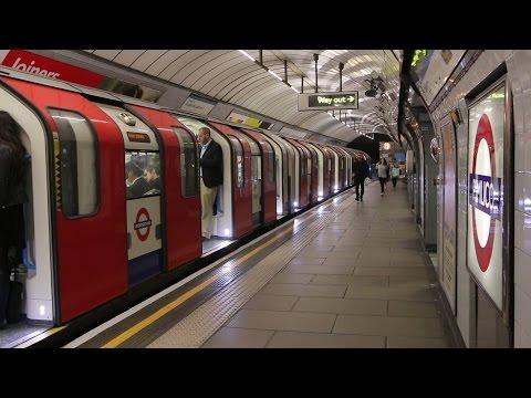 London Underground: The Amazing Victoria Line