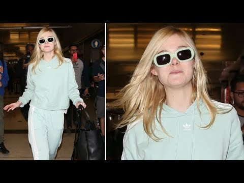 Elle Fanning Asked If People Her Age Can Enact Greater Change Than Adults