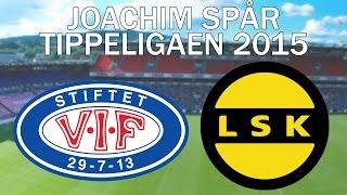 Joachim Spår Tippeligaen 2015 17 Runde Vålerenga Lillestrøm FIFA 15 mp3
