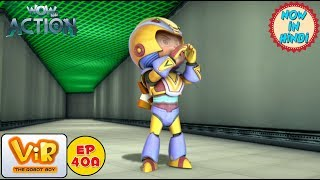 Vir: The Robot Boy | Bhool bhulaiya | As Seen On HungamaTV | WowKidz Action