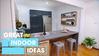 Budget Kitchen Makeover | Indoor | Great Home Ideas | Great Home Ideas