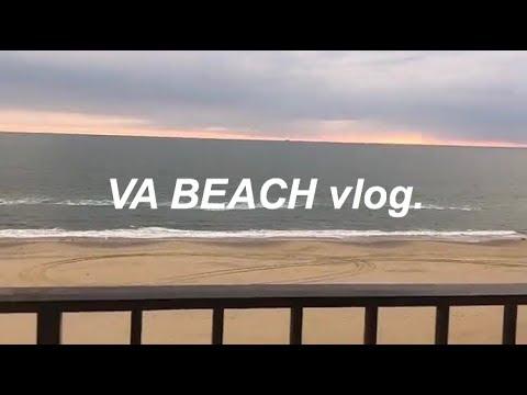 WEEKEND IN VA BEACH VLOG 2018