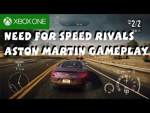 Need for Speed RIVALS XBox One Gameplay 1080P Unlocking Aston Martin Vanquish