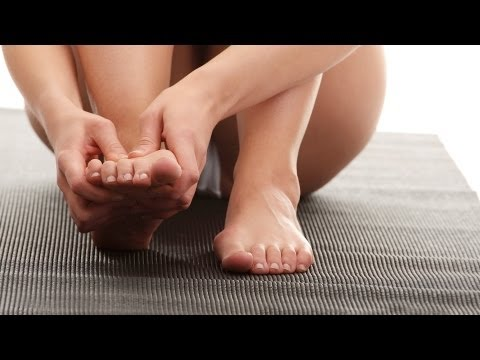 How to Get Rid of Toe Cramps | Foot Care