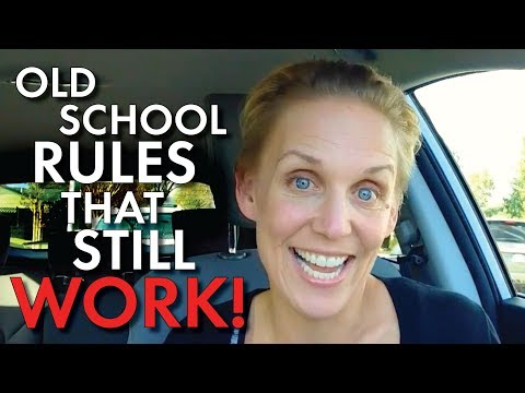 Classroom Management for Secondary Teachers #2, Old School Rules to Run a Classroom, Teacher Tips