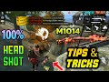 Download  TIPS & TRICKS TO USING M1014 SHOTGUN IN FREEFIRE    100% HEADSHOT TRICK BY M1014 SHOTGUN MP3,3GP,MP4