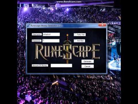 Runescape Generator 2015 no survey