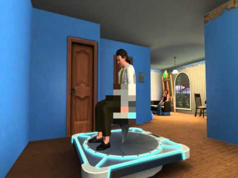 Not So Routine Machine (Premium Content for The Sims 3) #4