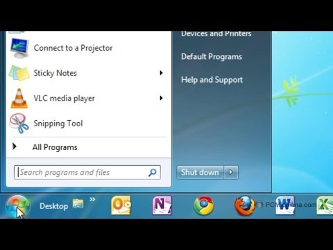 How to stop programs from running at startup windows7,xp,vista